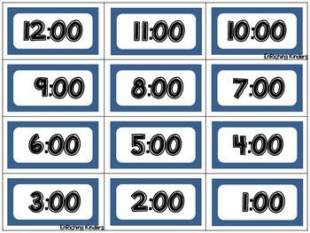 Time Game: ALARM!