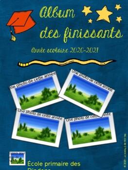 ALBUM DE FINISSANTS 2017-2018 (DOCUMENT MODIFIABLE!)