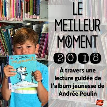 Cercles littéraires / Littérature jeunesse / Core French / Lecture guidee