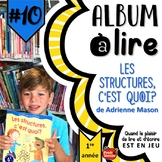 Core French Reading Assessment / Guided Reading / French Immersion grade 2