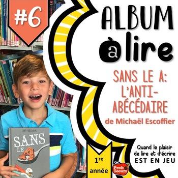ALBUM à LIRE #6: Sans la A