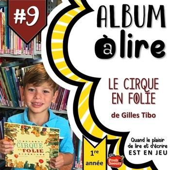 Lecture guidée / Centres de Littératie / French Lesson Plans around a book