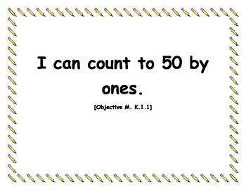ALCOS Objectives for Math