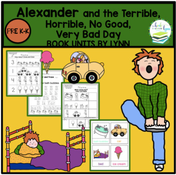 ALEXANDER AND THE TERRIBLE, HORRIBLE, NO GOOD VERY BAD DAY