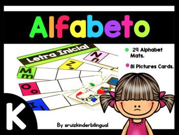 ALFABETO ~ Clasificar dibujos por su letra inicial~