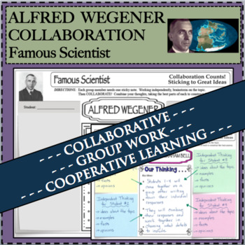 ALFRED WEGENER Collaboration Activity Research Biography Science Scientist