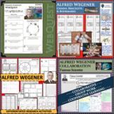 ALFRED WEGENER BUNDLE Science WebQuest Scientist Research Project Biography