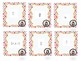 ALGEBRA MATHEMATICAL SYMBOLS FLASH CARDS -IT -EN-