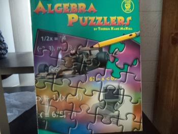 ALGEBRA PUZZLERS    0 7682 0101 2