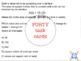 ALGEBRA 1 TEST PREP#3 - task cards (with paper version)