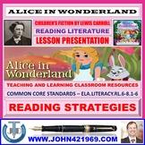 ALICE IN WONDERLAND - READING LITERATURE - LESSON PRESENTATION