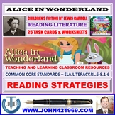 ALICE IN WONDERLAND - READING LITERATURE - TASKS AND EXERCISES