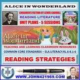 ALICE IN WONDERLAND - READING LITERATURE - UNIT PLANS