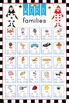 ALICE - Lang Arts POSTERS - BUNDLE, word families, blends, digrap