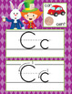 ALICE in Wonderland - Alphabet, Handwriting, Flash Cards, ABC print with pics