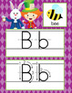 ALICE - Alphabet, Handwriting, Flash Cards, ABC print with pics