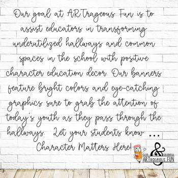 ALICE - Classroom Decor: LARGE BANNER, In Wonderland - horizontal
