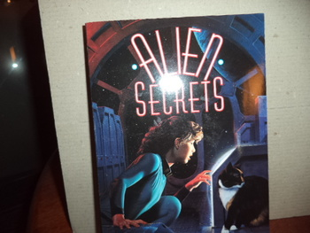 ALIEN SECRETS       ISBN0-440-41061-4