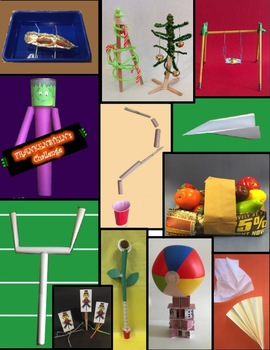 ALL 25 STEM STEAM Challenges! Holidays & Highlights Money $aving Bundle