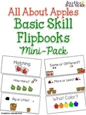 ALL ABOUT APPLES BASIC SKILL FLIPBOOKS
