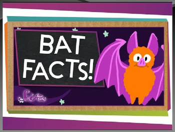 ALL ABOUT BATS for little learners