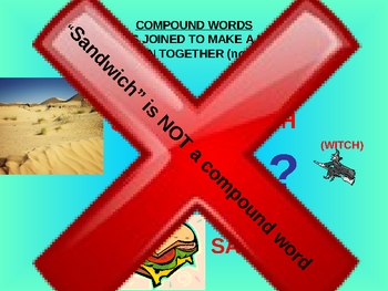 ALL ABOUT COMPOUND WORDS
