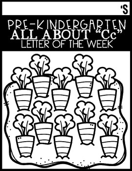 """ALL ABOUT """"Cc"""" (Letter of the Week)"""