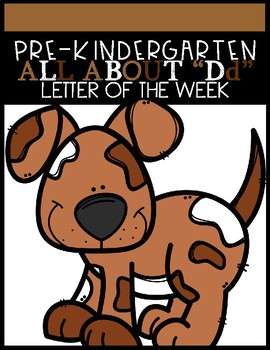 """ALL ABOUT """"Dd"""" (Letter of the Week)"""