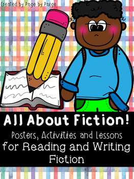 ALL ABOUT FICTION!-Reading and Writing Unit