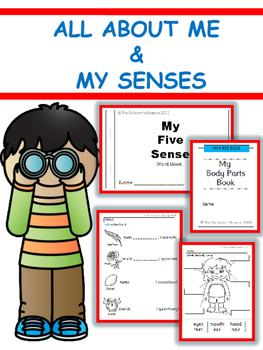 ALL ABOUT ME AND MY SENSES