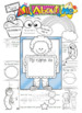 ALL ABOUT ME TEMPLATE (BOYS) - Tabloid PDF
