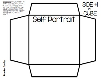 ALL ABOUT ME CUBE