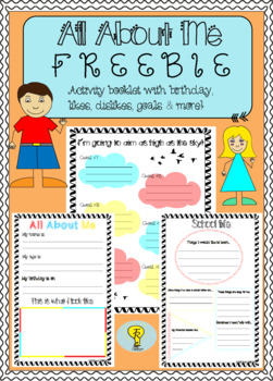 BACK TO SCHOOL INTRODUCTION- FREEBIE