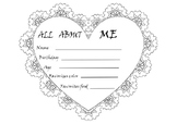 ALL ABOUT ME, HEART