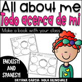 ALL ABOUT ME- book page {FREE}