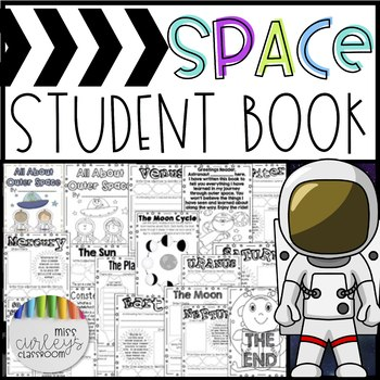 ALL ABOUT OUTER SPACE Student Book