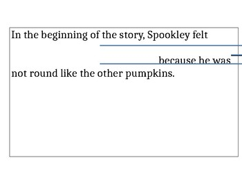 ALL ABOUT Spookley the Square Pumpkin