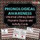 Phonological Awareness/Articulation BUNDLE