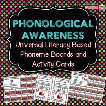 Phonological Awareness/Articulation BUNDLE