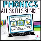 Digital Phonics ALL ACCESS Word Work BUNDLE Google Classroom™️ {$107 VALUE}