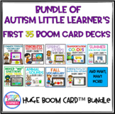 ALL Autism Little Learners Boom Cards™ Bundle