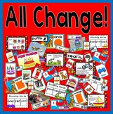 ALL CHANGE! STORY RESOURCES EYFS KS1 READING TRANSPORT ANIMALS