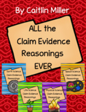 ALL Claim Evidence Reasonings EVER Bundle