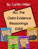 ALL Claim Evidence Reasonings EVER Bundle