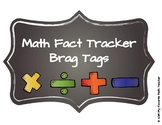 ALL FACTS Tracker Brag Tags