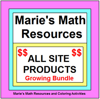 ALL SITE PRODUCTS: BUNDLE