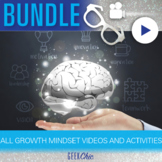 ALL Growth Mindset Videos & Activities BUNDLE!