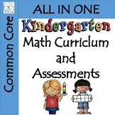 Kindergarten Math Curriculum with Assessments | Common Cor