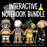 ALL INTERACTIVE NOTEBOOK SETS *25 PRODUCTS TOTAL*