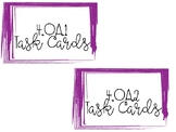 ALL Math Standards: Task Card Organizer Labels